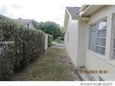 8221 NW 48th St, Lauderhill, FL 33351 - MLS#: A10557877