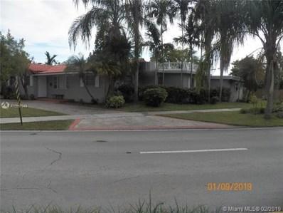 1001 N 46th Ave, Hollywood, FL 33021 - MLS#: A10557949