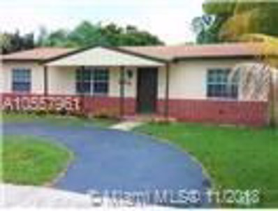 404 SW 77th Ter, North Lauderdale, FL 33068 - MLS#: A10557961