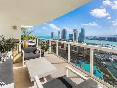 400 Alton Rd UNIT 2406, Miami Beach, FL 33139 - MLS#: A10557989