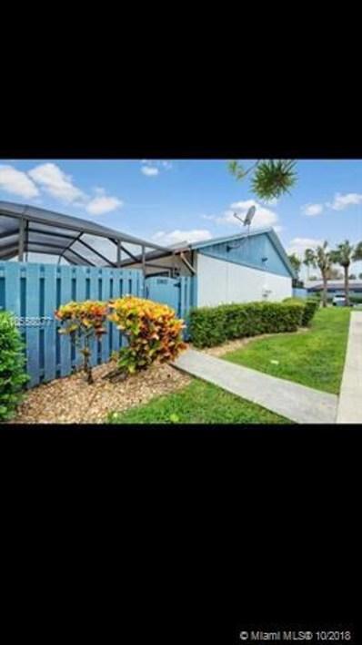 1302 Timberlane Cir UNIT 13-B, Green Acres, FL 33463 - MLS#: A10558077