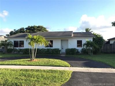 7804 SW 6th Ct, North Lauderdale, FL 33068 - MLS#: A10558110