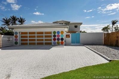 2312 N Atlantic Blvd, Fort Lauderdale, FL 33305 - MLS#: A10558336