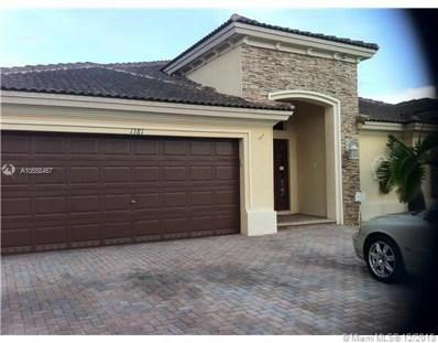 1381 SW 155th Ave, Miami, FL 33194 - #: A10558467