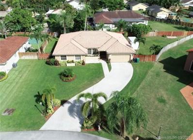 15531 SW 150th Ct, Miami, FL 33187 - MLS#: A10559027