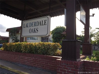 3081 NW 47th Ter UNIT 315, Lauderdale Lakes, FL 33313 - MLS#: A10559643