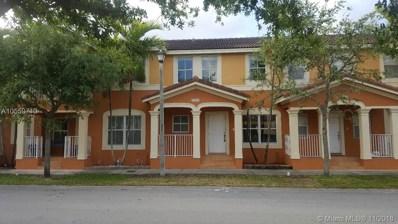 10832 SW 243rd St UNIT 10832, Homestead, FL 33032 - MLS#: A10559710