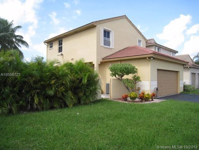 1960 NW 188th Ave, Pembroke Pines, FL 33029 - MLS#: A10559723