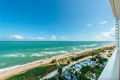6423 Collins Ave UNIT 1005, Miami Beach, FL 33141 - MLS#: A10559775