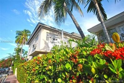 717 Espanola Way UNIT 201, Miami Beach, FL 33139 - MLS#: A10559833