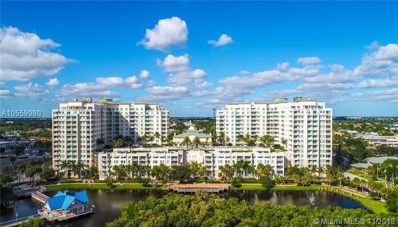 450 N Federal Hwy UNIT 814, Boynton Beach, FL 33435 - MLS#: A10559980