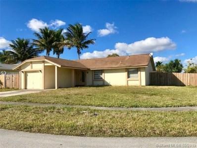 7601 SW 7th Pl, North Lauderdale, FL 33068 - MLS#: A10560038