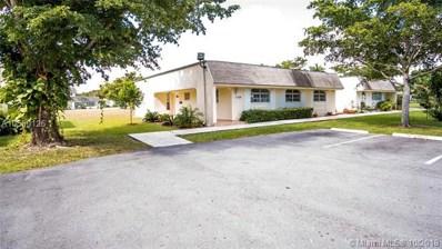 17104 SW 112th Ct UNIT I1131E, Miami, FL 33157 - MLS#: A10560126