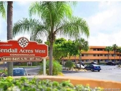 8401 SW 107th Ave UNIT 259E, Miami, FL 33173 - MLS#: A10560478