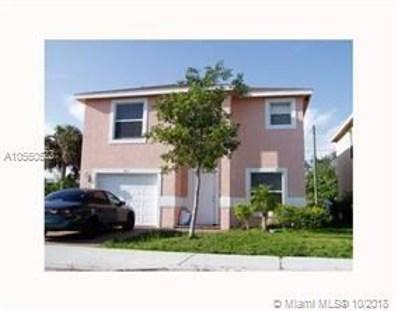 805 Latona Ave, Lake Worth, FL 33460 - MLS#: A10560522