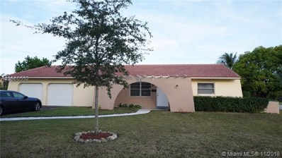 4101 NW 78th Way, Coral Springs, FL 33065 - MLS#: A10560552