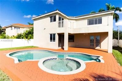1560 SW 164th Ave, Pembroke Pines, FL 33027 - MLS#: A10560585