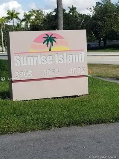 3955 N Nob Hill Rd UNIT 209, Sunrise, FL 33351 - MLS#: A10560749