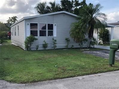 909 SW 131st Way, Davie, FL 33325 - MLS#: A10560789