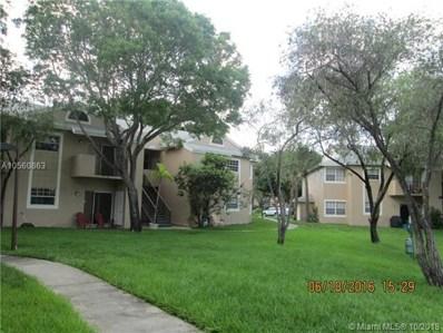 1791 NW 96th Ter UNIT 4O, Pembroke Pines, FL 33024 - MLS#: A10560863