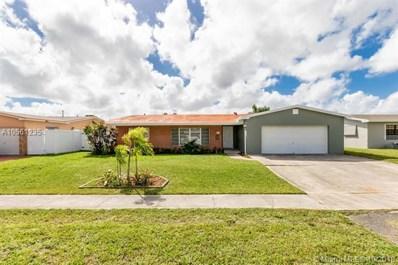 8640 NW 17th Ct, Pembroke Pines, FL 33024 - #: A10561235