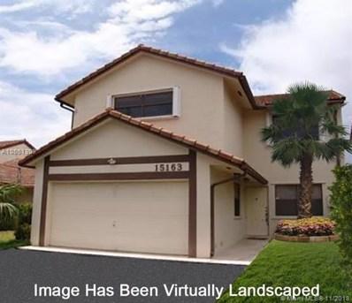 15163 SW 94th Ter, Miami, FL 33196 - #: A10561309