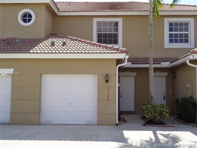 12160 SW 5th Ct, Pembroke Pines, FL 33025 - MLS#: A10561318