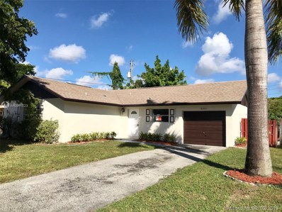 6001 NW 25th Ct, Sunrise, FL 33313 - MLS#: A10561523