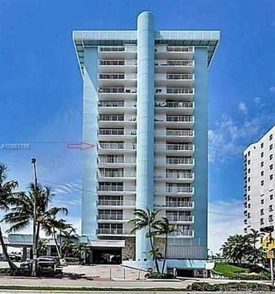 5838 Collins Ave UNIT 8C, Miami Beach, FL 33140 - MLS#: A10561795