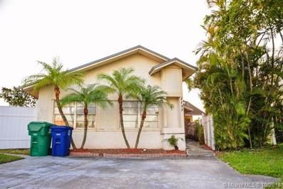 8191 SW 24th Pl, Miramar, FL 33025 - MLS#: A10561800