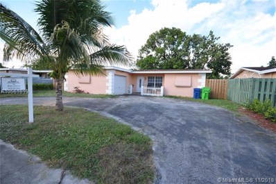 6831 NW 25th St, Sunrise, FL 33313 - MLS#: A10561819