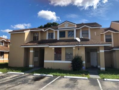 2291 SW 80th Terrace UNIT #2291, Miramar, FL 33025 - MLS#: A10561864