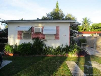 1008 N 22nd Ave, Hollywood, FL 33020 - MLS#: A10562017