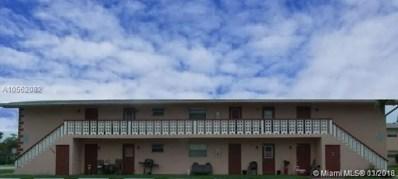 7471 SW 10th Ct UNIT 102D, North Lauderdale, FL 33068 - MLS#: A10562082