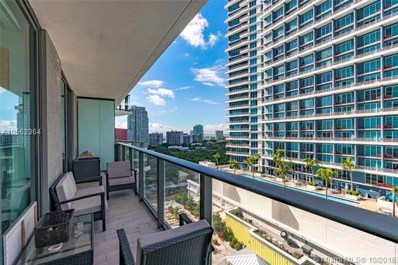 1300 S Miami Ave UNIT 1709, Miami, FL 33130 - MLS#: A10562364