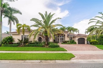 15222 SW 37th St, Davie, FL 33331 - MLS#: A10562493