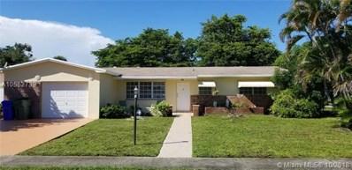 7101 SW 2nd Ct, Pembroke Pines, FL 33023 - MLS#: A10562739