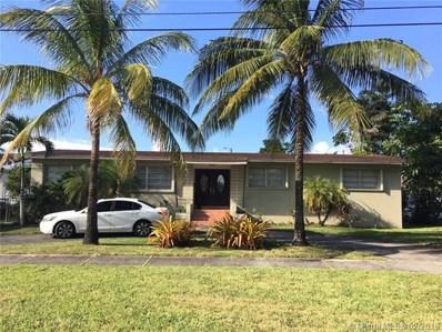 831 Bluebird Ave, Miami Springs, FL 33166 - #: A10562851