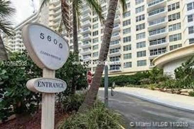 5600 Collins Ave UNIT 7U, Miami Beach, FL 33140 - #: A10562903