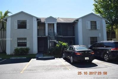1111 Adams Ave UNIT 1111G, Homestead, FL 33034 - MLS#: A10562926