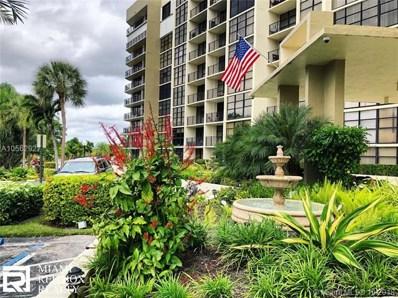 600 Parkview Dr UNIT 910, Hallandale, FL 33009 - MLS#: A10562927
