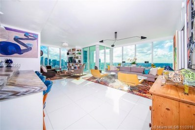 1040 Biscayne Blvd UNIT 3307, Miami, FL 33132 - MLS#: A10562961