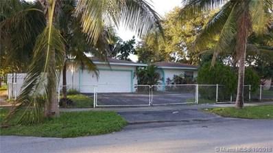 8021 NW 44th Ct, Lauderhill, FL 33351 - MLS#: A10562986