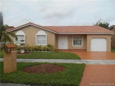 14475 SW 174th Ter, Miami, FL 33177 - MLS#: A10563049