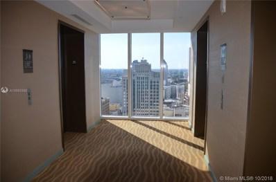 50 Biscayne Blvd UNIT 2504, Miami, FL 33132 - MLS#: A10563350