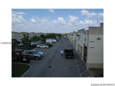 13810 SW 142nd Ave UNIT 36, Miami, FL 33186 - MLS#: A10563395