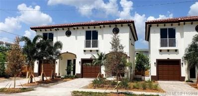 1700 Madison UNIT 1-4, Hollywood, FL 33020 - #: A10563724