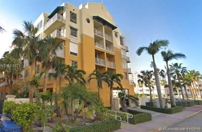 2642 Collins Ave UNIT 408, Miami Beach, FL 33140 - #: A10563871