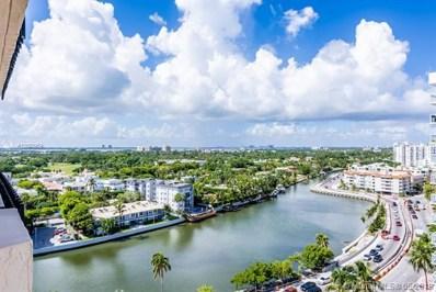 2401 Collins Ave UNIT 1611, Miami Beach, FL 33140 - #: A10563959