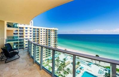 2501 S Ocean Dr UNIT 1525, Hollywood, FL 33019 - #: A10563965